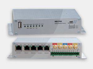 NB2700-LW-G - LTE роутер с поддержкой GPS и Wi-Fi.