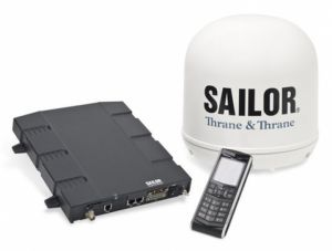 Thrane&Thrane Fleet Broadband FB250  (морской