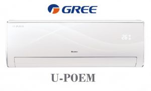 Gree GWH12UB-K3DNA3E silver
