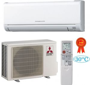 Mitsubishi Electric MS-GF25VA/MU-GF25VB cold