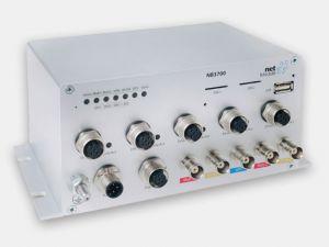 NB3700-LW-G LTE и Wi-Fi (WLAN) роутер с GPS