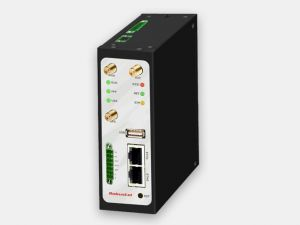 Robustel R3000-4L - промышленный 4G роутер с двумя SIM-картами и Wi-Fi 802.11 b/g/n