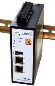 NB1600-LW - LTE роутер с поддержкой Wi-Fi (WLAN).