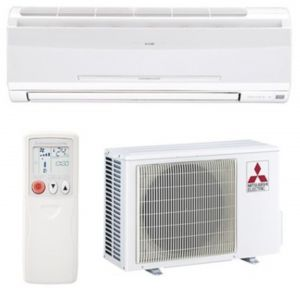 Mitsubishi Electric MSC-GE35VB/MUH-GA35VB