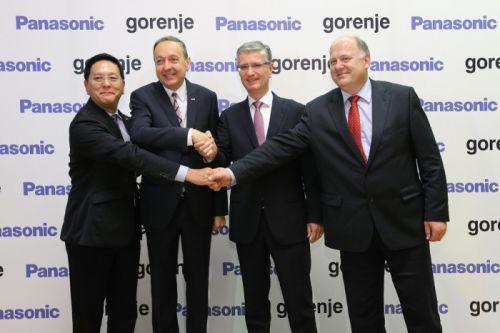 Panasonic и Gorenje создают альянс | uniclima.ru
