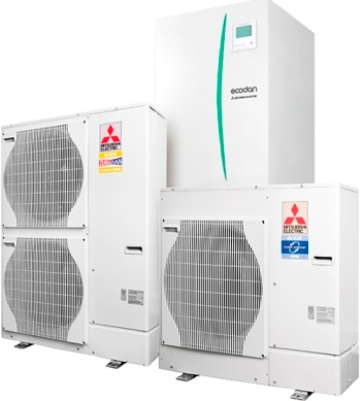 Mitsubishi Electric удостоился награды за тепловой насос | uniclima.ru