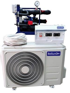 Чиллер Belluna Z-09 Инвертор(цена,характеристики,описание)