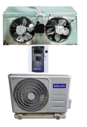 Belluna iP-1 для камер созревания и хранения сыра(цена,характеристики,описание)