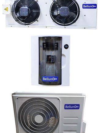 холодильная инверторная сплит-система шоковой заморозки Belluna SH-100 (цена,характеристики,описание)