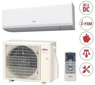 Fujitsu ASYG18KLCA/AOYG18KLTA