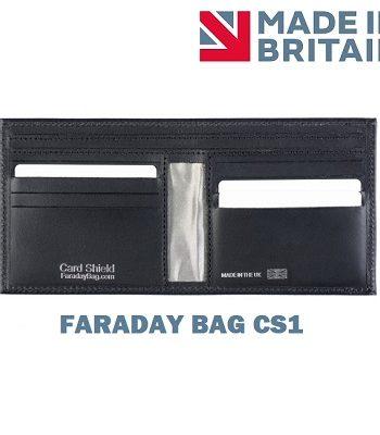 Экранирующее портмоне для карт Faraday Bag CS1 Card_Shield