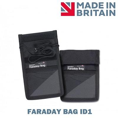 Экранирующий чехол для биометрических документов Faraday Bag ID1