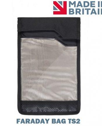 Экранирующий чехол для планшета с окном Faraday Bag TS2