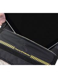 Экранирующий чехол для планшета с окном Faraday Bag TS2 внутри