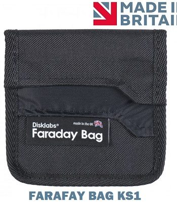 Экранирующий чехол для смарт-ключей Faraday Bag KS1