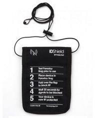 Faraday Bag ID1 экранирующий чехол для телефонов задник